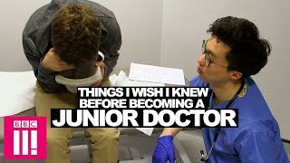 Things I Wish I Knew Before Becoming A Junior Doctor
