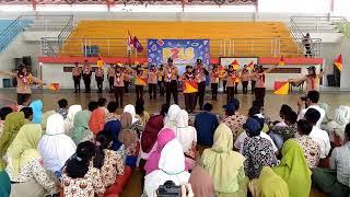 P2LS 2018 DEWAN AMBALAN GAJAH MADA TRIBUANA TUNGGA DEWI SMAN 1 PURI