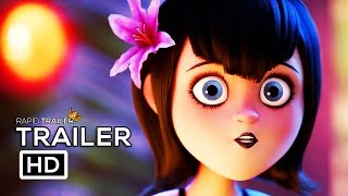 HOTEL TRANSYLVANIA 3 Official Trailer #2 (2018) Selena Gomez, Adam Sandler Animated Movie HD