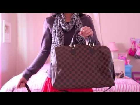 Xxx Mp4 Louis Vuitton Bag Comparison Speedy 30 Vs Speedy 35 With A Strap 3gp Sex