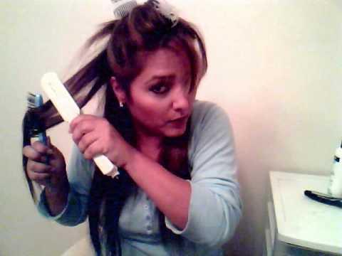 GabyTips Cómo planchar tu cabello