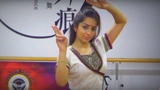 Deewani Mastani | KATHAK DANCE by Svetlana Tulasi & Chinese students
