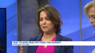 Ways To Give Healthy Food To the Hungry (Givehealthy.org)