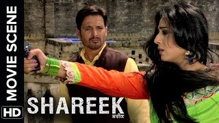 Mahie Gill has a shocking announcement | Shareek | Movie Scene