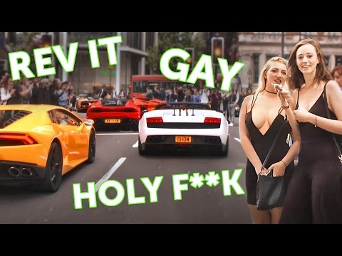 Xxx Mp4 Reactions To A Lamborghini In London 3gp Sex