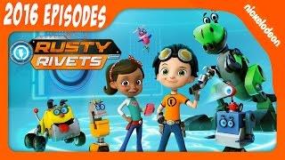 Rusty Rivets 2016 All Full Episodes - Nick JR Cartoon Games