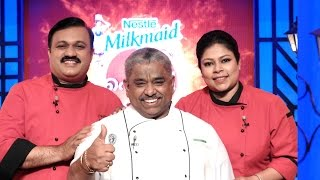 Dhe Chef I EP 85 - Cooking with the guiness world record holder Dr. Chef Dhamu! I Mazhavil Manorama