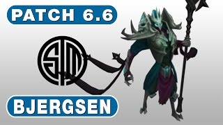 39. TSM Bjergsen - Azir vs Twisted Fate - Mid - April 4th, 2016 - Season 6 Patch 6.6