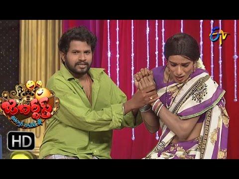 Hyper Aadi Raising Raju Performance   Jabardsth   27th April2017 ETV Telugu