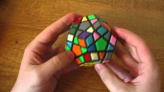 How to Solve the Megaminx