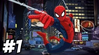 Ultimate Spider-Man Walkthrough | Part 1 (Xbox/PS2/Gamecube/PC)