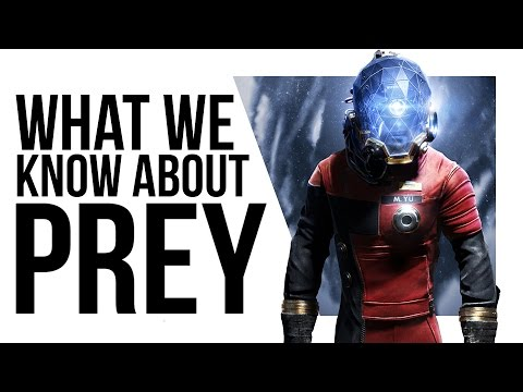Let s talk about PREY Pretty Good Gaming Podcast 5
