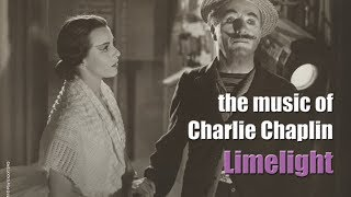 Charlie Chaplin - Limelight Opening / Terry