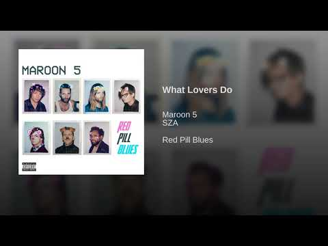 What Lovers Do