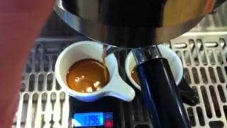 First shots on the Synesso