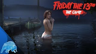 Friday The 13th Jason Cant Find Me LOL
