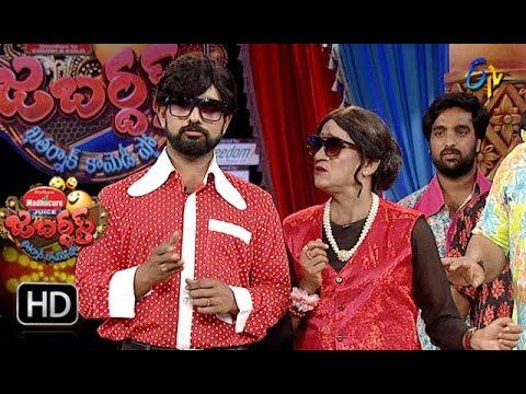 Hyper Aadi Raising Raju Performance Jabardasth 9th August 2018 ETV Telugu