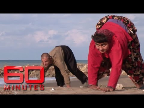 Remote village where people walk on all fours 60 Minutes Australia
