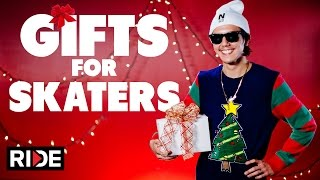 Holiday Gifts for Skaters with Spencer Nuzzi