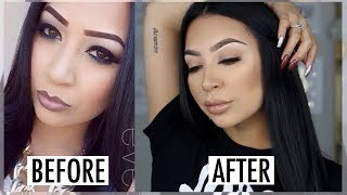 UPDATED BROW TUTORIAL: TIPS TO GROW OUT YOUR BROWS