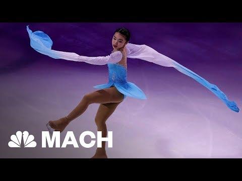 How 2018 USA Olympian Karen Chen Became Figure Skating's 'Quiet Assassin' Mach NBC News