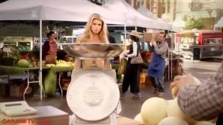 2015 Super Bowl Commercial Banned Carl's Jr Charlotte McKinney Sexy Funny Super Bowl Ads CARJAM TV 3