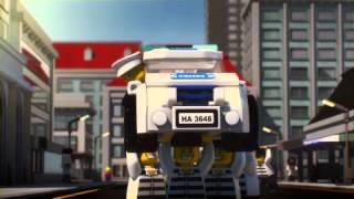 LEGO® City crooks everywhere movie