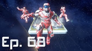 Halo 5 Funny and Lucky Moments Ep. 68