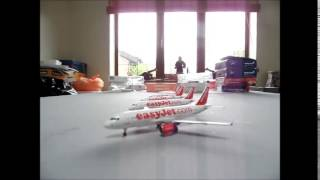 Collection Update - easyJet fleet ~ pre-orders ~ airport progress