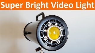 Build Your Own 100W LED Video / Work Light DIY