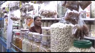 Special Foods Of India | Varieties Kaju Badam (Cashew Nuts), Dry Fruits & Sweets Of Digha, W. Bengal
