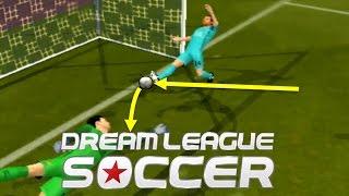 Las mejores salvadas de gol en la linea en Dream League Soccer
