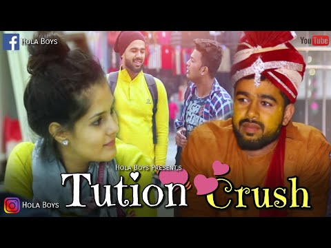 Tuition Crush A Love Story Hola Boy s AAZAM The Unexpected Twist Best love Story of 2018