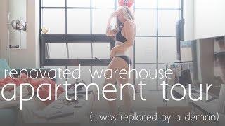 Warehouse Apartment Tour (Illuminati Edition)   Stef Sanjati [CC]
