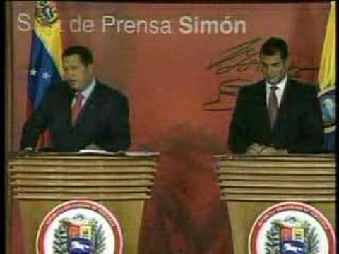 Las mentiras del gobierno colombiano de Uribe 11 11