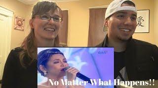 MOM & SON REACTION! Regine Velasquez No Matter What Happens (Barbra Streisand) (Songbird Saturday)