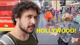 My HOLLYWOOD movie - Vlog 032