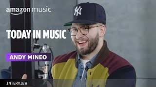 Andy Mineo: The Today In Music Interview