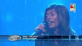 Maldivian Idol GALA Round -Malakaa-Shalabee