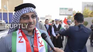 Iraq: Kurds rally for independence ahead of upcoming referendum