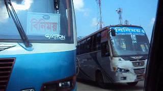 Dhanbari Bus stand     shagor ahmad kakon