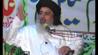 Ghazi Mumtaz Qadri  Allama Khadim Hussain Rizvi Sab 1/3.....     23.11.2011