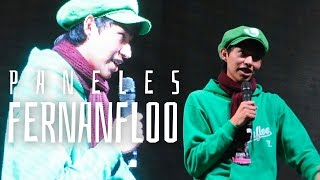 Fernanfloo habló de todo en el Club Media Fest Colombia