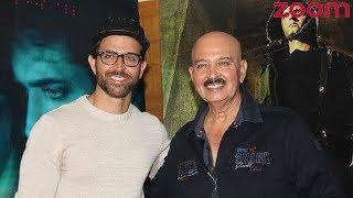 Hrithik Unhappy With Daddy Rakesh Roshan