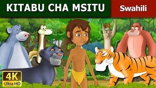 KITABU CHA MSITU - Hadithi za Kiswahili - Katuni za Kiswahili - 4K UHD - Swahili Fairy Tales