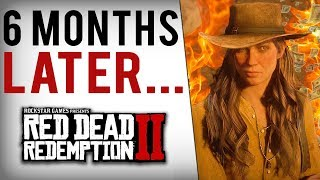 Red Dead Redemption 2 Online - A Greedy Disaster 6 Months Later! Players Angry As Story Mode Suffers