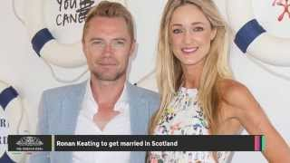Ronan KeatingMarriage in Scotland uploaded on 2 day(s) ago 7952 views