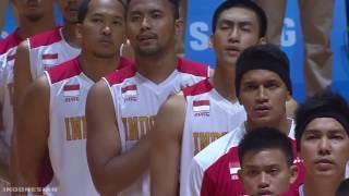 Full Highlights Indonesia Vs Philippines | 10 Juni 2015 | 28th Sea Games Singapore 2015