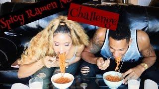 Spicy Ramen Noodle Challenge