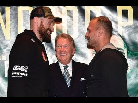 Xxx Mp4 SMILES BEFORE WILDER TYSON FURY V FRANCESCO PIANETA OFFICIAL HEAD TO HEAD FROM BELFAST 3gp Sex